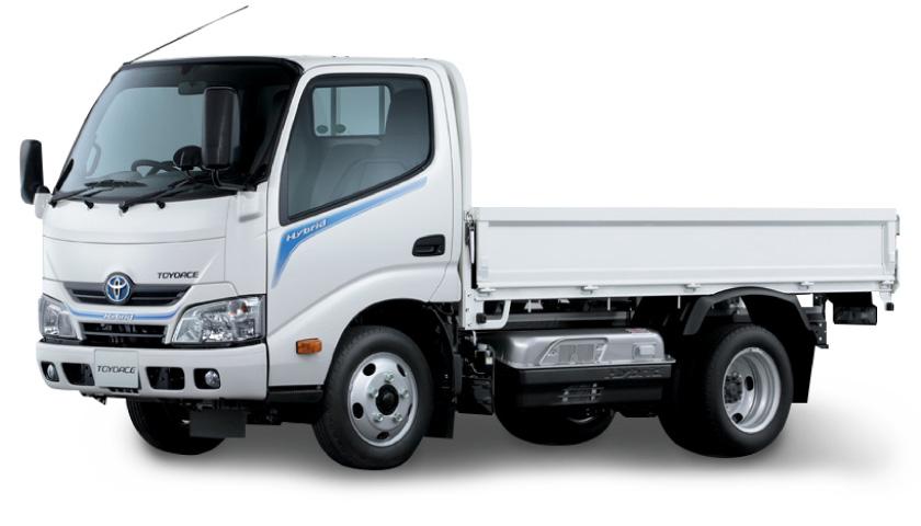 トラック(1.5t) 画像